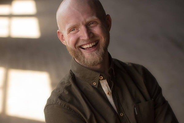 Episode 36: Timothy Wenger – Masculinity, Facing Our Dark Side, and What It Means to Be a Man
